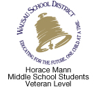 Horace Mann Middle School Student